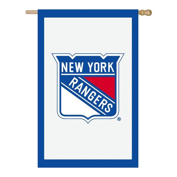 NHL Vertical Flag by Team Sports America