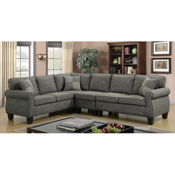 Elmhur Reversible Sectional by Darby Home Co Darby Home Co