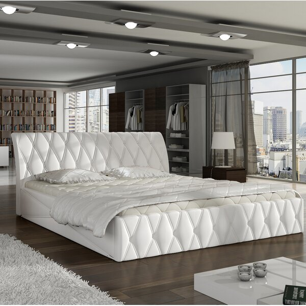 Montano Upholstered Storage Platform Bed by Orren Ellis