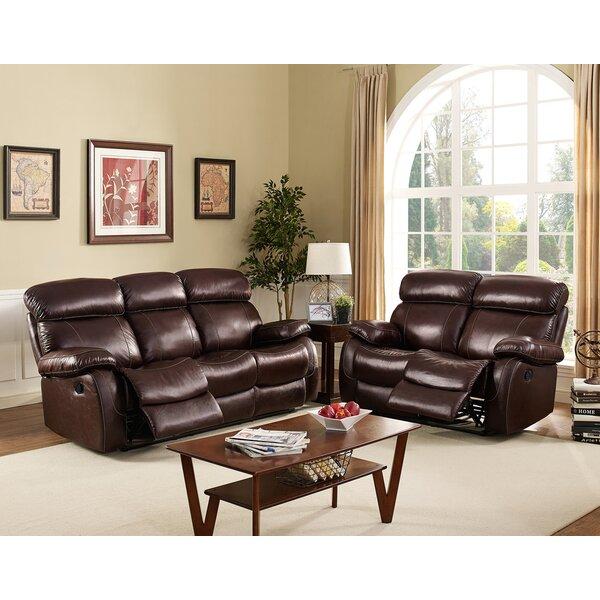 Novoa Reclining Living Room Set by Red Barrel Studio