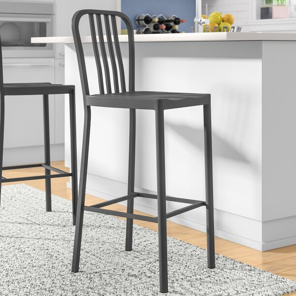 Michelson 30 Bar Stool (Set of 2) by Mercury Row