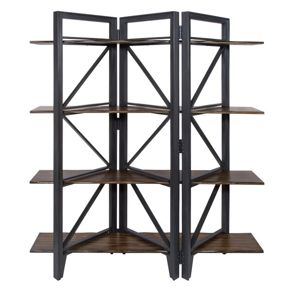 Nadeau Etagere Bookcase by Gracie Oaks