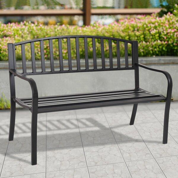Olean Garden Bench by Winston Porter