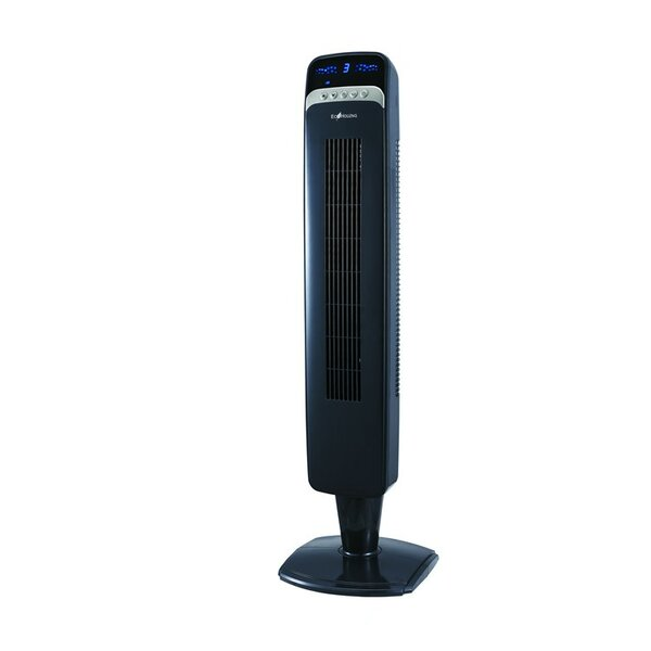 Ecohouzng 40 Oscillating Tower Fan with Remote by Homevision Technology