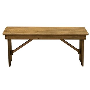 Ethan Wood Bench