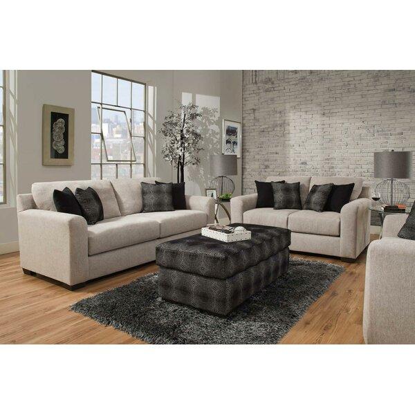 Davy 3 Piece Living Room Set by Brayden Studio