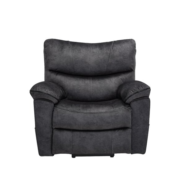 Aiden Multi Function Power Lift Assist Recliner By Serta