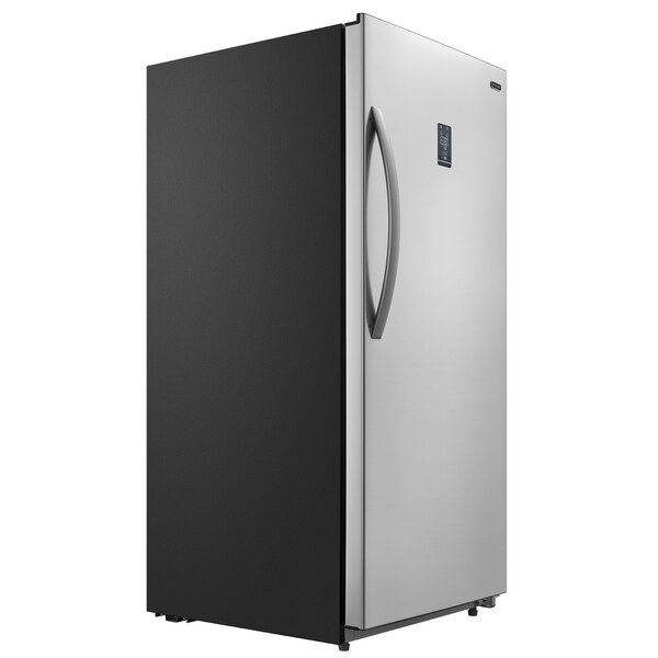 Digital Convertible 13.8 cu.ft. Frost-Free Upright Freezer by Whynter