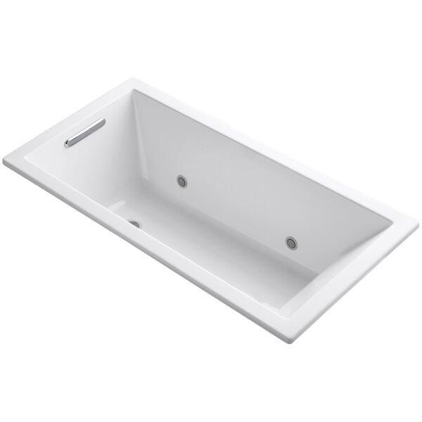 Underscore Vibracoustic 60 x 30 Whirpool Bathtub by Kohler