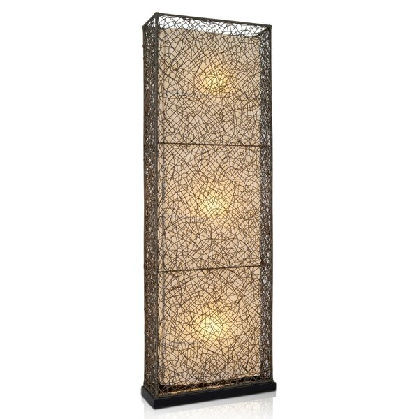 Molucca 71 Column Floor Lamp by Bay Isle Home