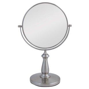 Compare prices Swivel Vanity Mirror By Zadro