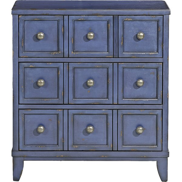 Metts 3 Drawer Accent Chest by Trisha Yearwood Home Collection