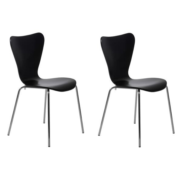 Bryd Dining Chair (Set of 2) by Ivy Bronx