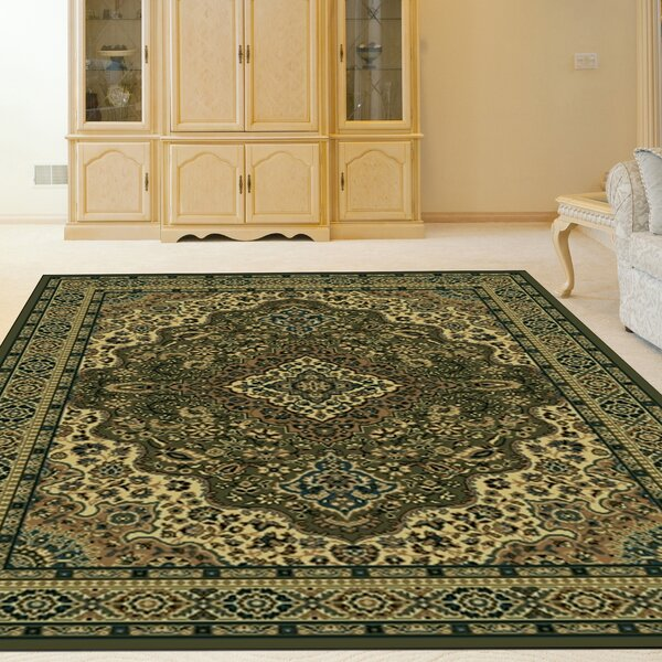 Safira Sage Area Rug by Astoria Grand