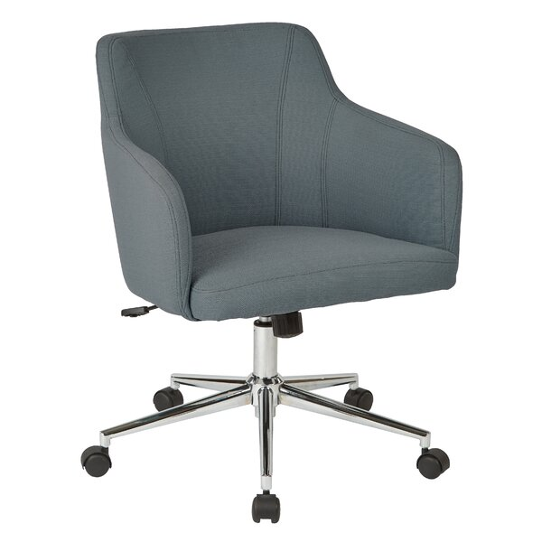 Work Smart Mid-Back Executive Chair by Office Star Products