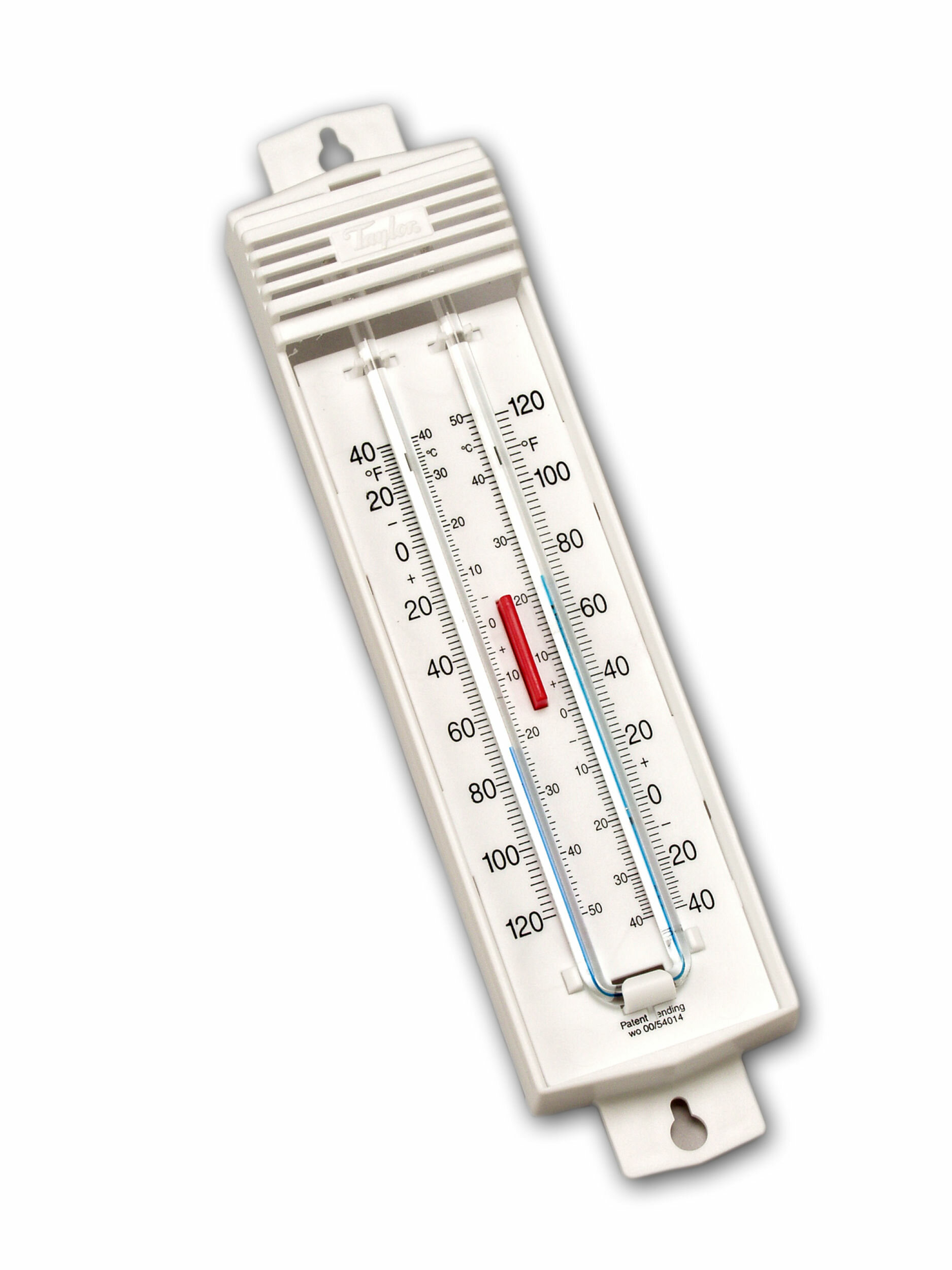 Yard Goods Factometer Outdoor Thermometer