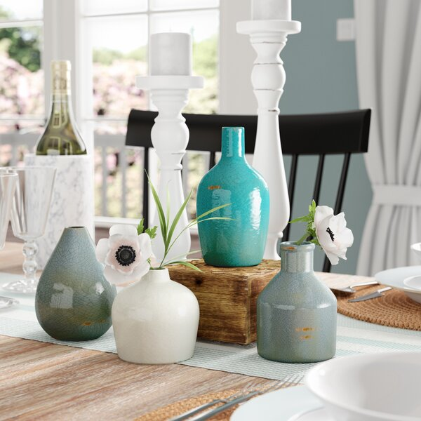 Conley 4 Piece Table Vase Set by Birch Lane™