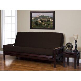 Arsenal Box Cushion Futon Slipcover by DarHome Co