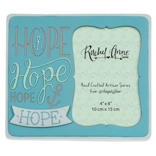 Hope Artisan Picture Frame by Angelstar