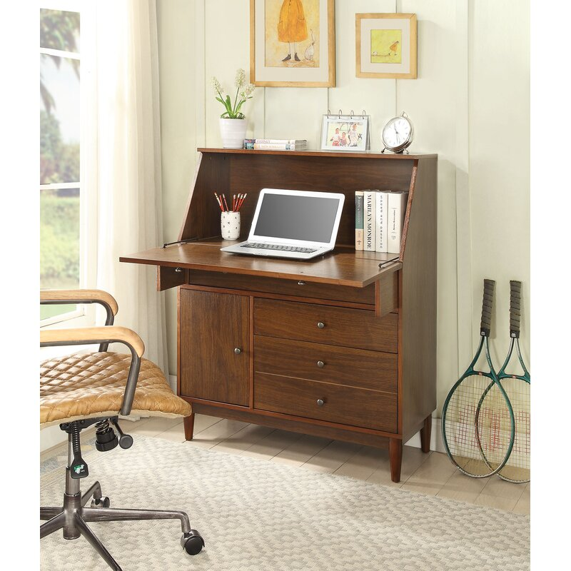 Mistana Colleen Armoire Desk Reviews