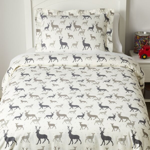 My Darling Deer Duvet Set By Birch Lane Kids.
