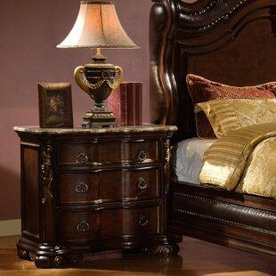 Look for Erwan 3 Drawer Nightstand by Astoria Grand