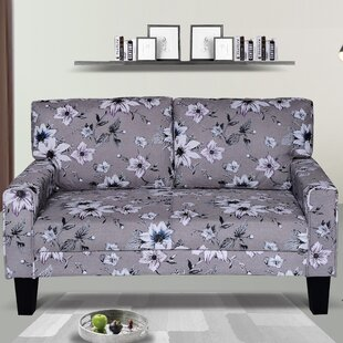 Modern Upholstery Loveseat by Container