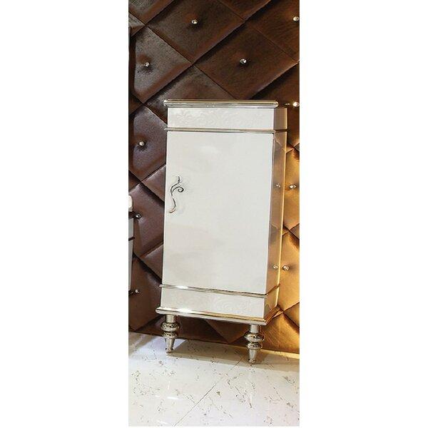 Donatello 19.6 W x 59 H Side Cabinet