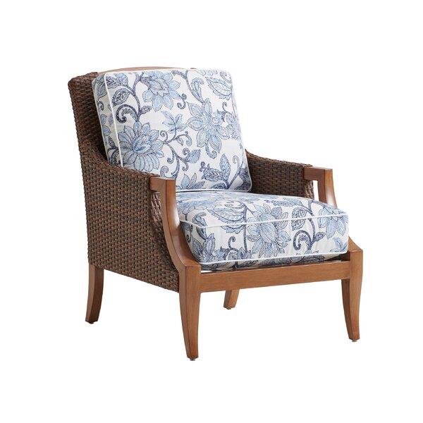 Woven Loom Outdoor Arm Chair Perigold