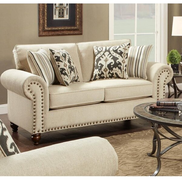 Discounts Weymouth Loveseat by Chelsea Home by Chelsea Home