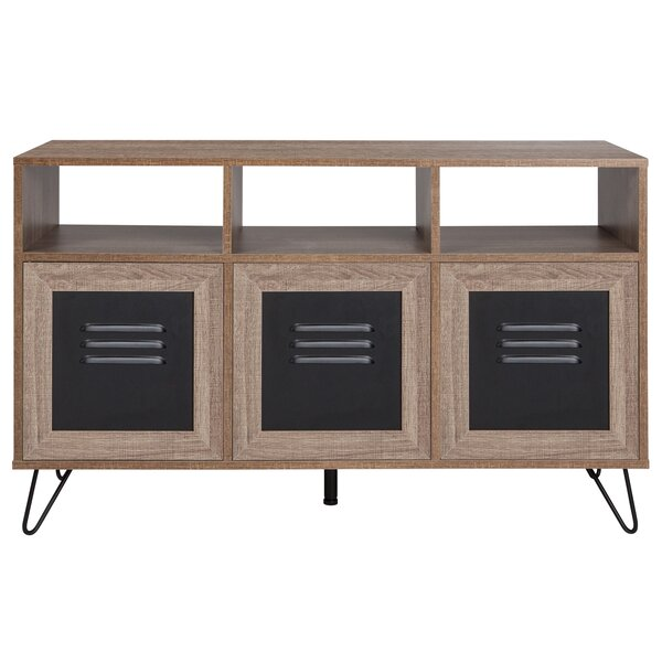 Eloisa 3 Door Accent Cabinet by Union Rustic Union Rustic