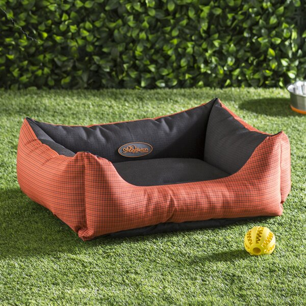Annemarie Outdoor Dog Lounger Bolster by Archie & Oscar