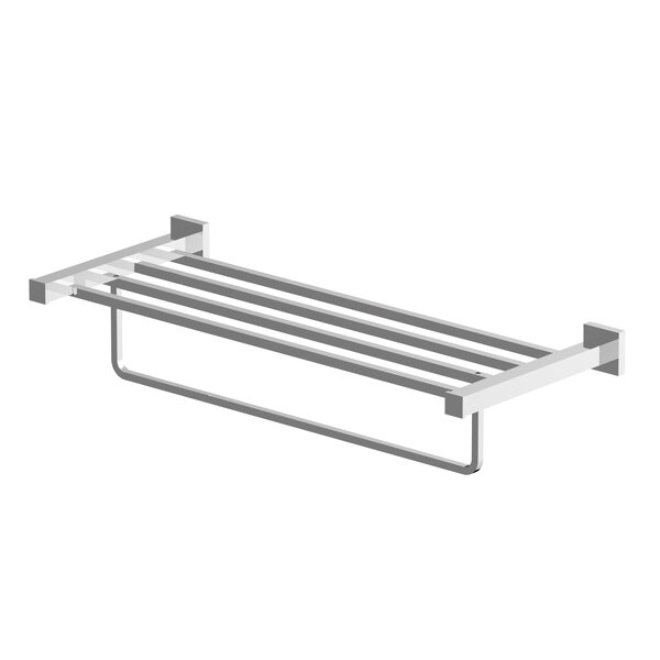 Toweller Wall Mounted Towel Rack by Eviva