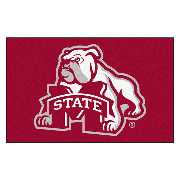 Collegiate NCAA Mississippi State University Doormat by FANMATS