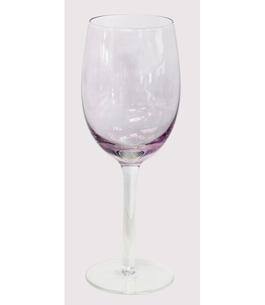White Wine Glass Set (Set of 4) by Euro Ceramica