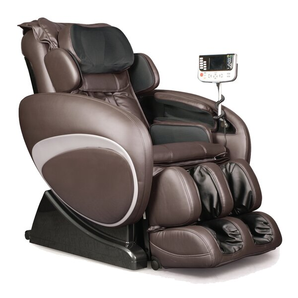 Zero Gravity Heated Reclining Massage Chair by Symple Stuff