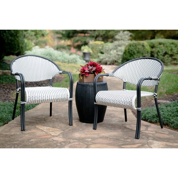 Klaus 3 Piece 2 Person Seating Group by Everly Quinn