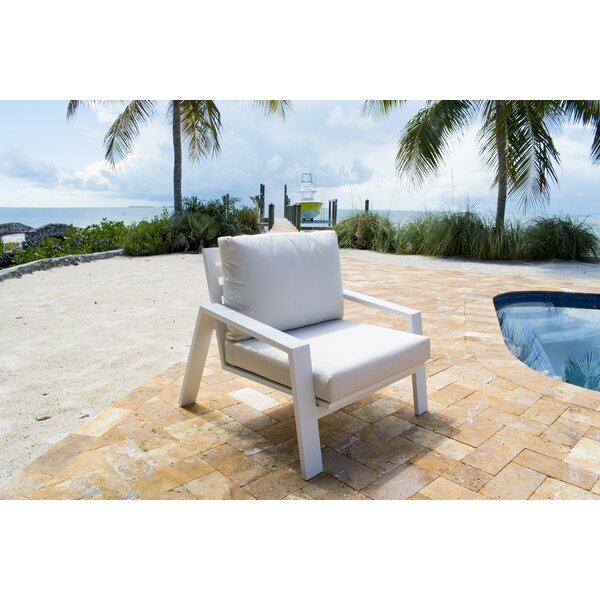 Mykonos Patio Chair by Panama Jack Outdoor Panama Jack Outdoor