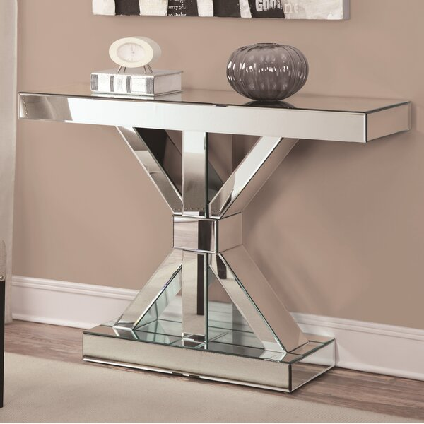 Annelle 47-inch Console Table by Willa Arlo Interiors Willa Arlo Interiors