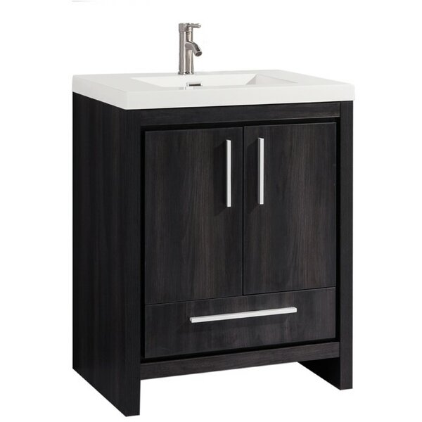 Peiffer Modern 24 Single Bathroom Vanity Set by Orren Ellis
