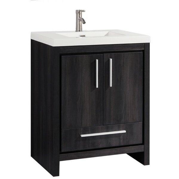 Peiffer Modern 24 Single Bathroom Vanity Set by Orren Ellis