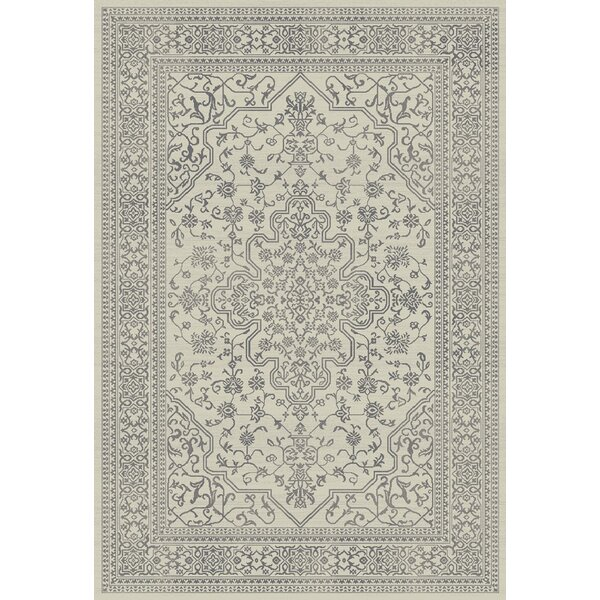 Stratford Cleo Ivory Area Rug by Mayberry Rug