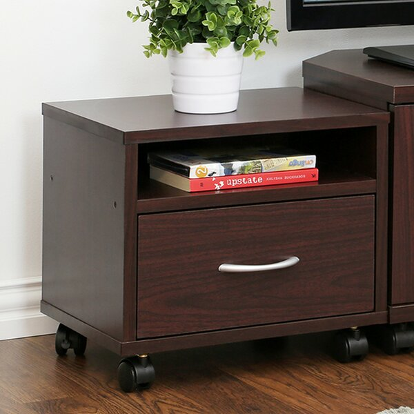 Acantha 1 Drawer Lateral File by Ebern Designs
