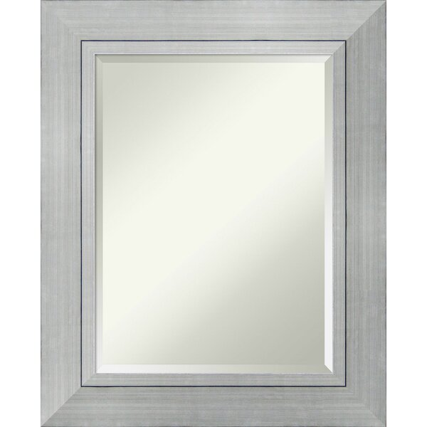 Olmo Bathroom Accent Mirror by Ebern Designs