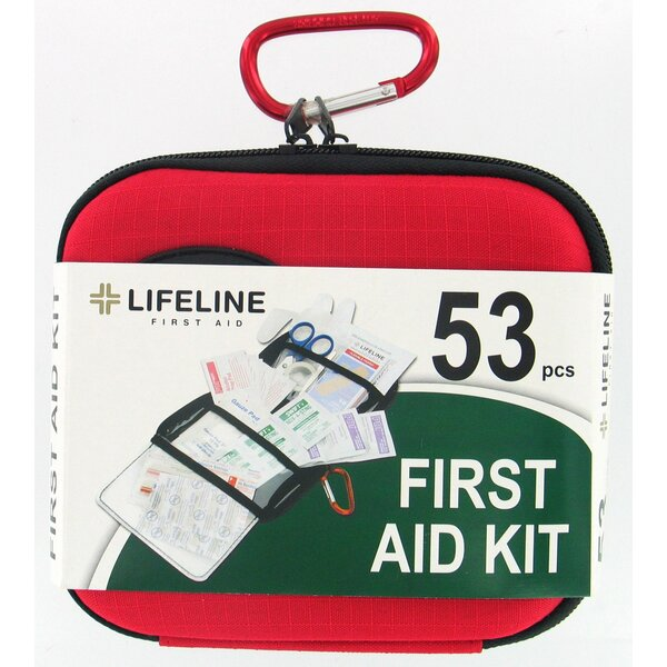 53 Piece Medium First Aid Kit by Lifeline First Aid