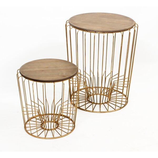 Metta Frame Nesting Table By Mercer41