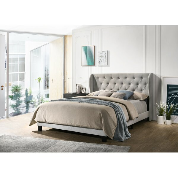 Northborough Queen Upholstered Standard Bed by Charlton Home