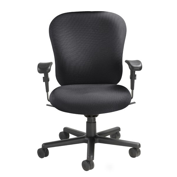 24/7 Series High-Back Desk Chair by Nightingale Chairs
