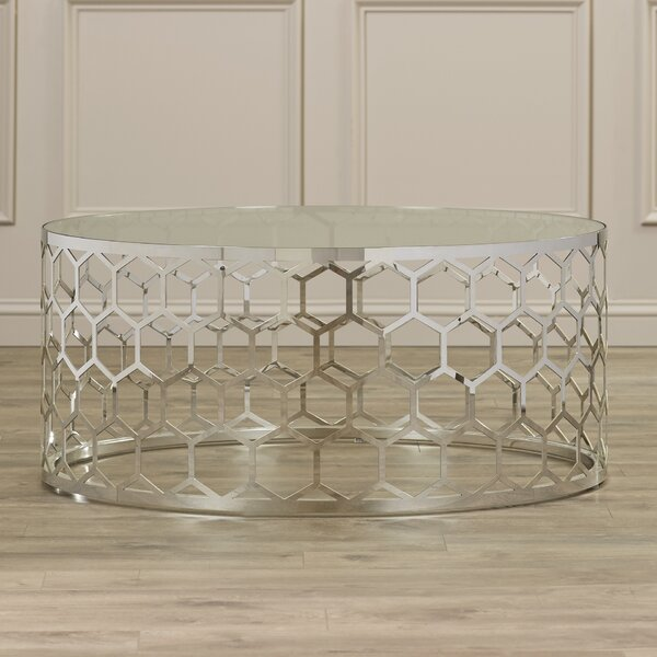 Bostic Coffee Table by Willa Arlo Interiors