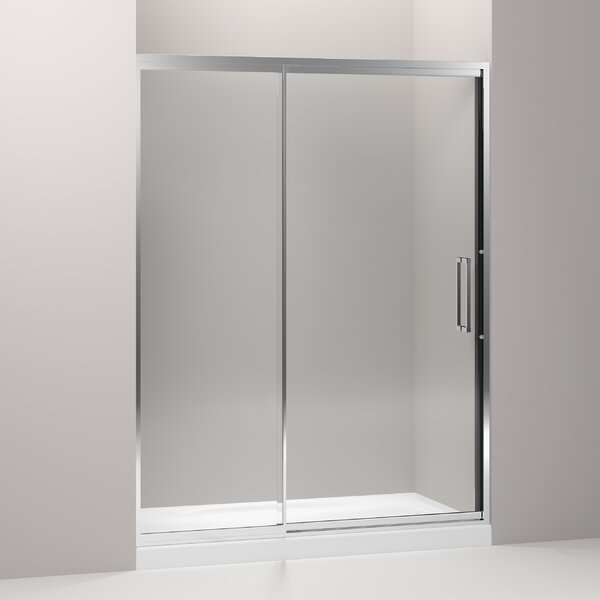 Lattis 60 x 76 Pivot Shower Door by Kohler